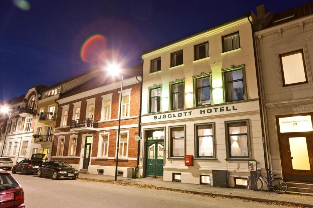 Sjøgløtt Hotel, Кристиансад, Норвегия