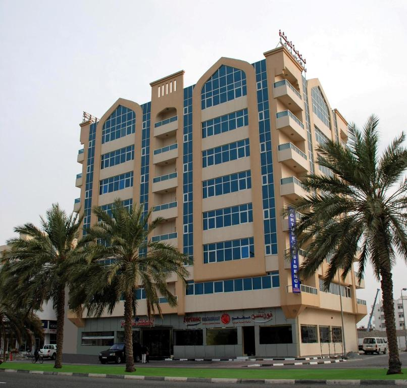 Fortune Hotel Apartment - Fujairah, Фуджейра, ОАЭ