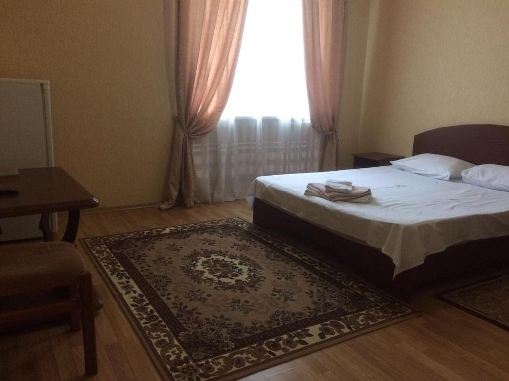 Гостиницы Краснодара от 500 рублей за сутки