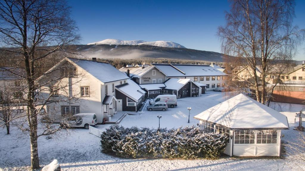 Trysil Hotel, Лиллехамер, Норвегия