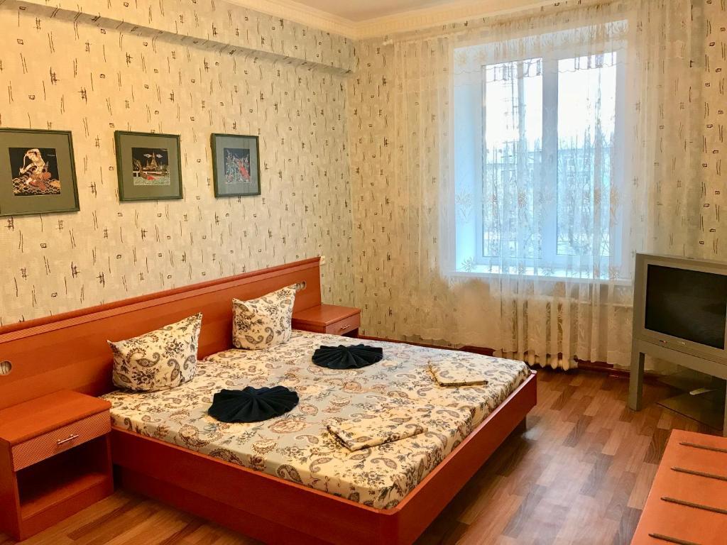 Общежитие на Ленина 18, Магнитогорск