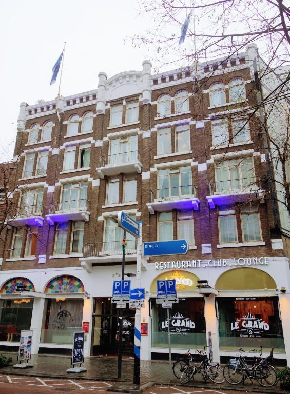 Grand Hotel Central, Роттердам, Нидерланды