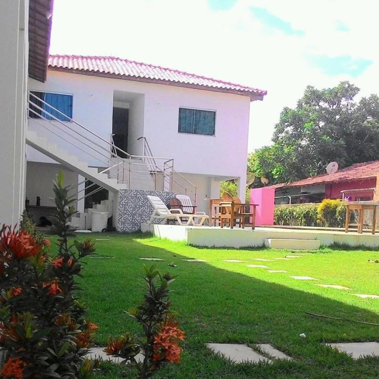 Гостевой дом Pousada Porto Alegria, Порту-Сегуру