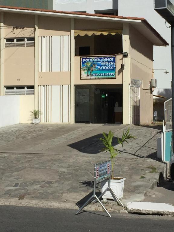 Гостевой дом Pousada Dino's Beach Tambaú, Жуан-Песоа