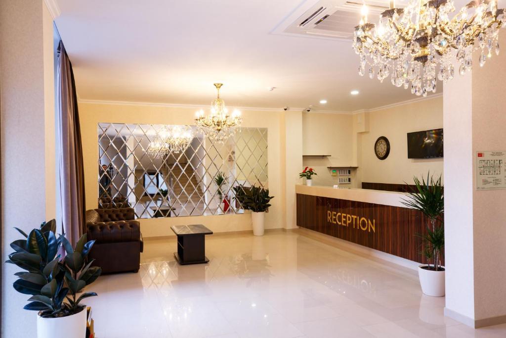 Отель Meliton, Краснодар