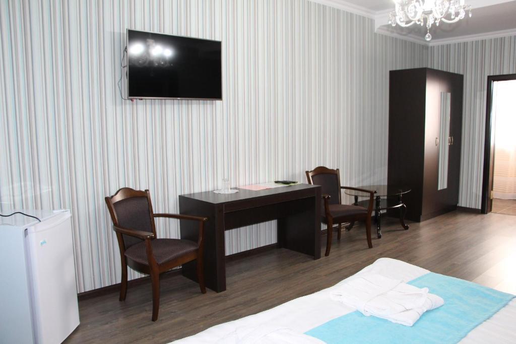 Сьюит (Люкс с кроватью размера «king-size») отеля Букпа