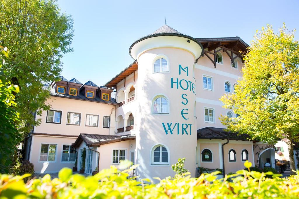 Hotel Moserwirt, Бад-Ишль, Австрия