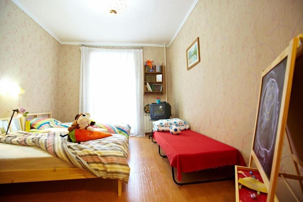 Семейный (Семейный номер) хостела No Name, Новосибирск
