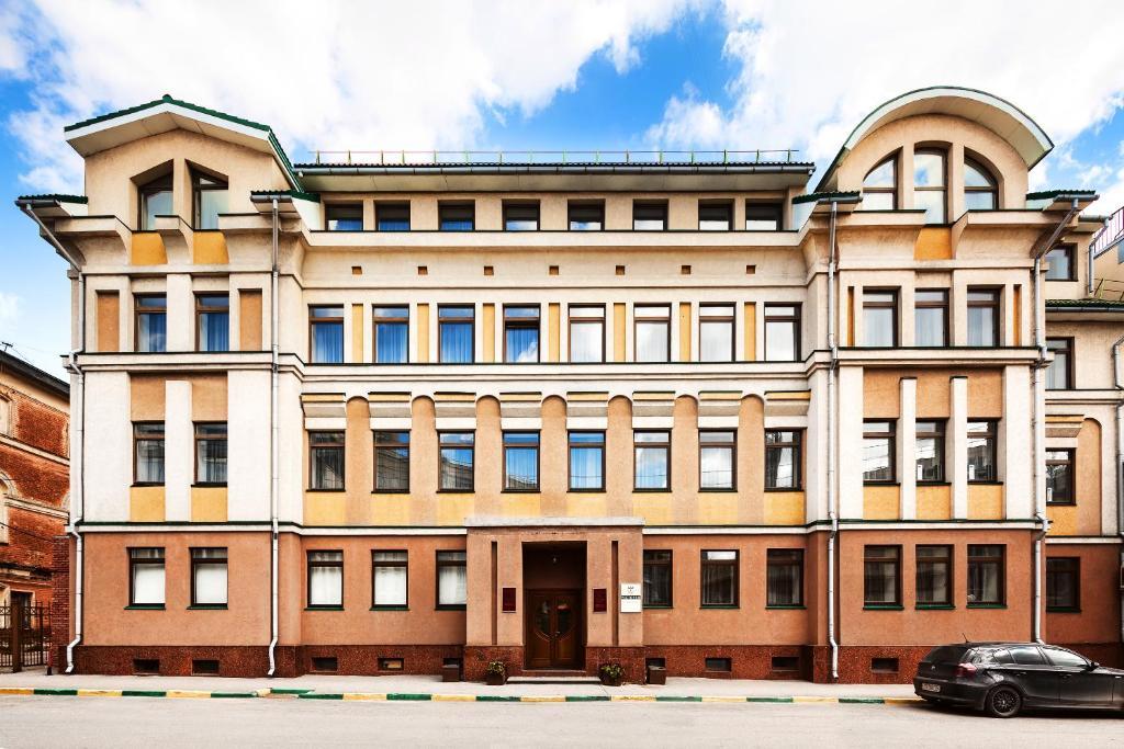 Отель Никола Хаус, Нижний Новгород