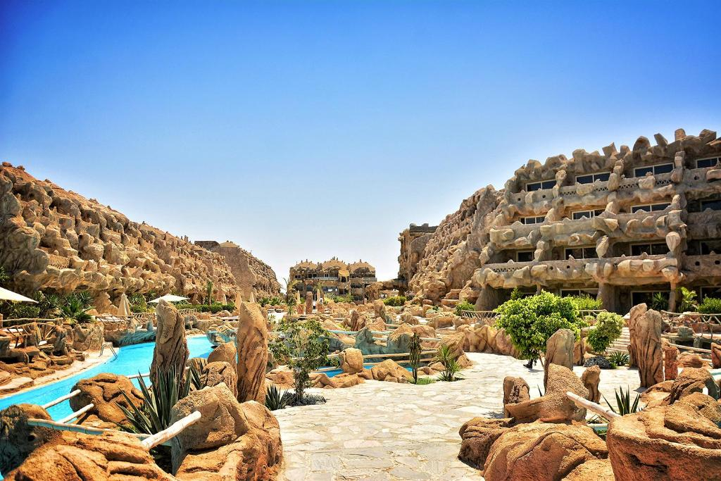 Caves Beach Resort (Adults Only), Хургада, Египет