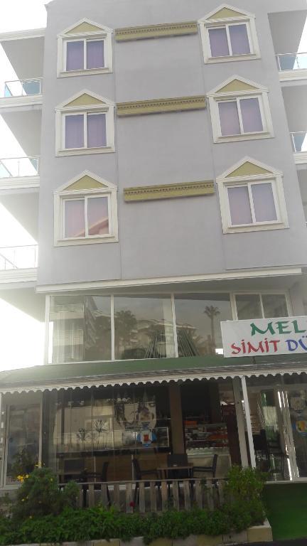 Мотель Manavgat Motel, Манавгат