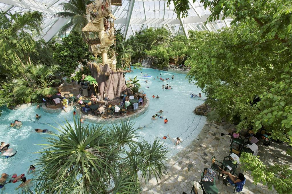 Center Parcs Vossemeren Flanders, Ломмель, Бельгия
