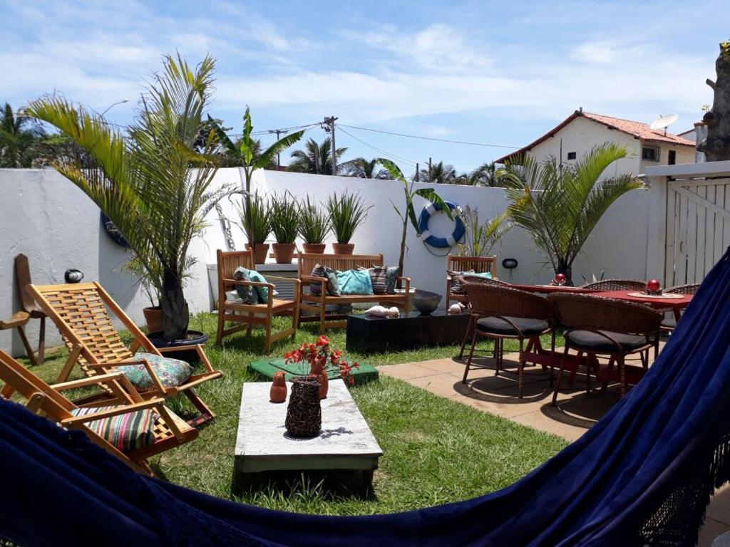 Хостел Hostel do Navio, Арраял-ду-Кабу