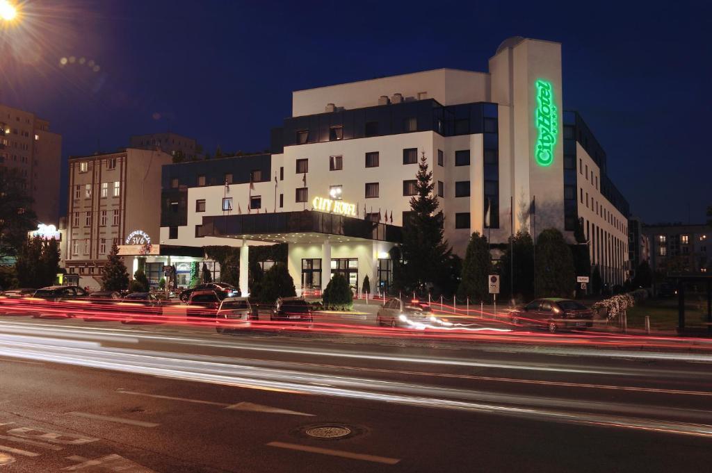 City Hotel, Быдгощ, Польша