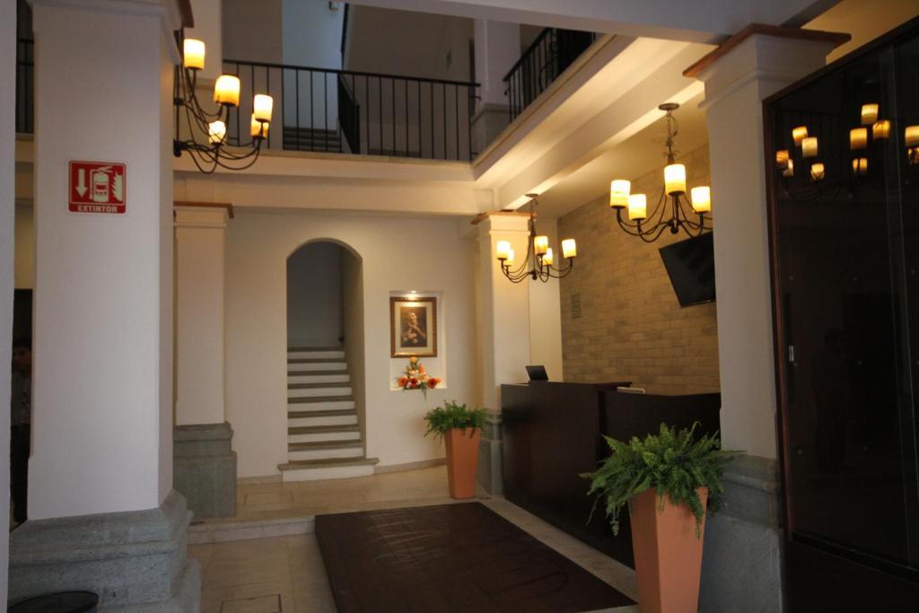 Отель Hotel Alma de Oaxaca, Оахака-де-Хуарес