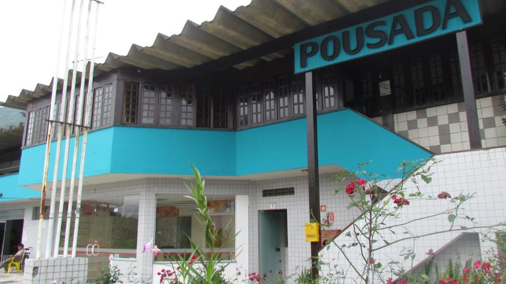 Гостевой дом Pousada Costa Verde, Карагуататуба