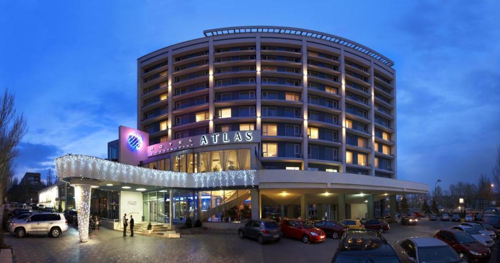Отель Ramada Donetsk, Донецк