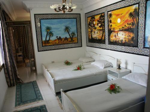 Отель Hamilton, Хаммамет