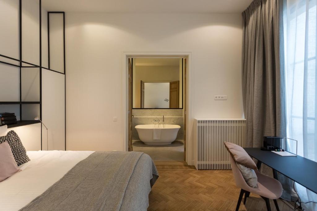 Hotel Quatier Latin, Антверпен, Бельгия