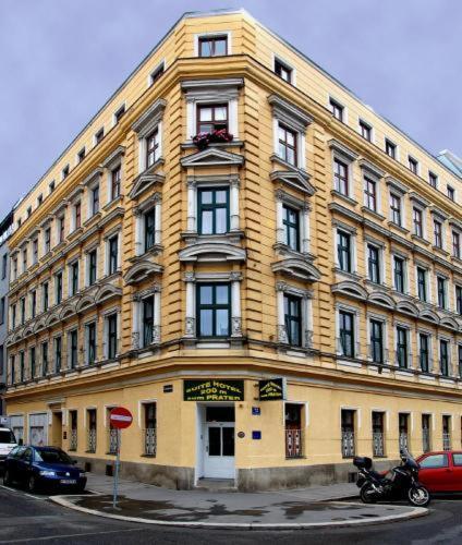 Suite Hotel 200m zum Prater, Вена, Австрия
