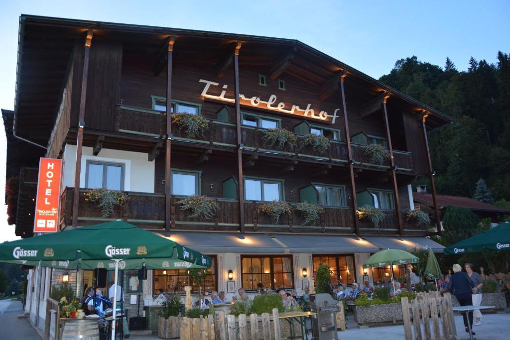 Gasthof Pension Tirolerhof, Альпбах, Австрия