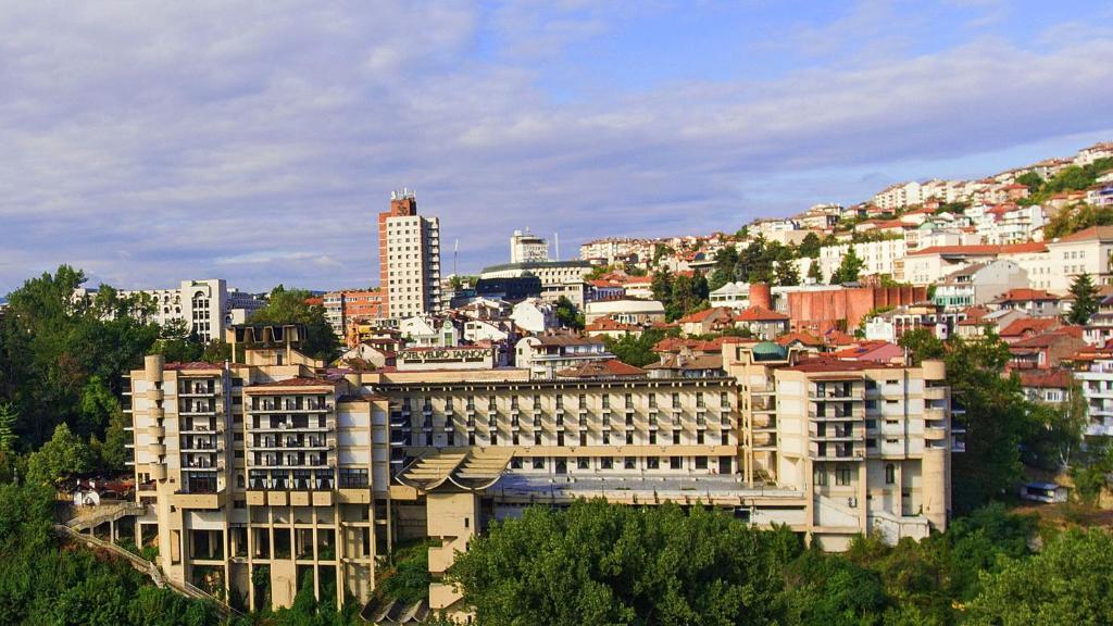 Interhotel Veliko Tarnovo, Велико-Тырново, Болгария