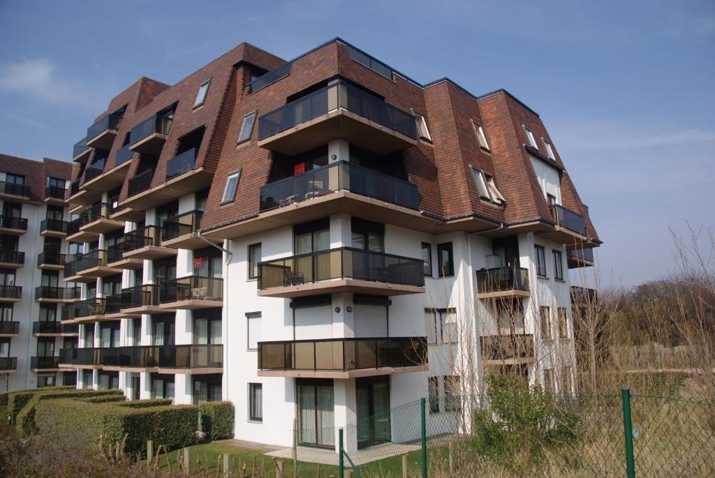 Residentie Koksijde promenade, Коксейде-Бад, Бельгия