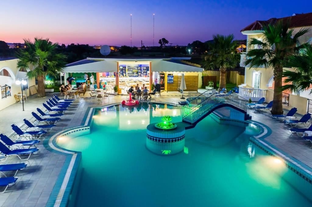 Отель Hera Zakynthos Hotel, Лаганас