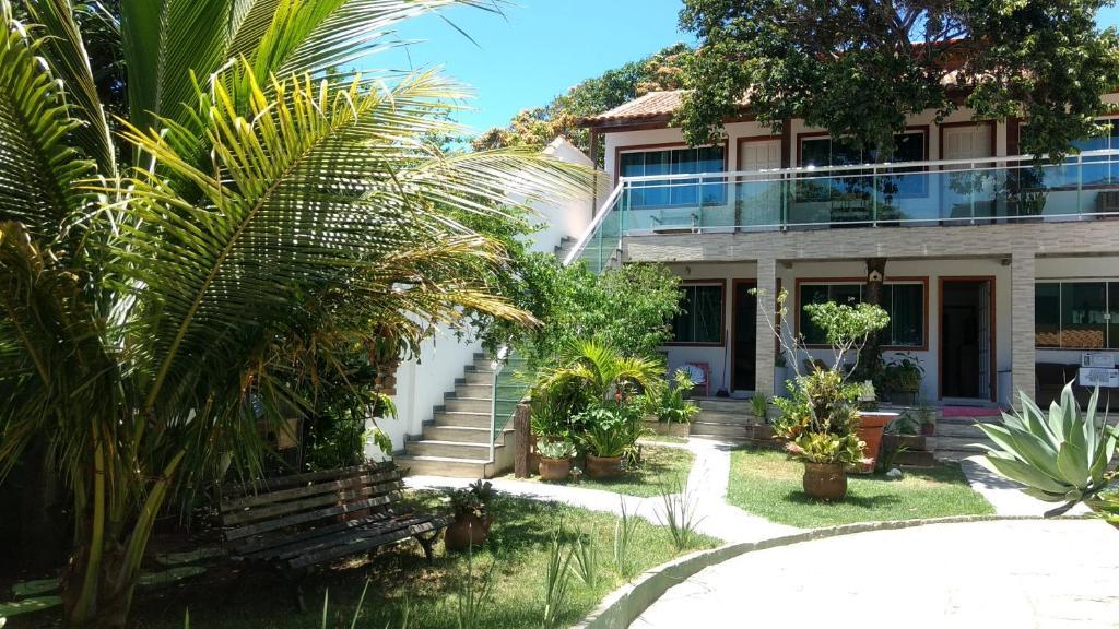 Гостевой дом Guest House Porto da Canoa, Армасан-дус-Бузиус