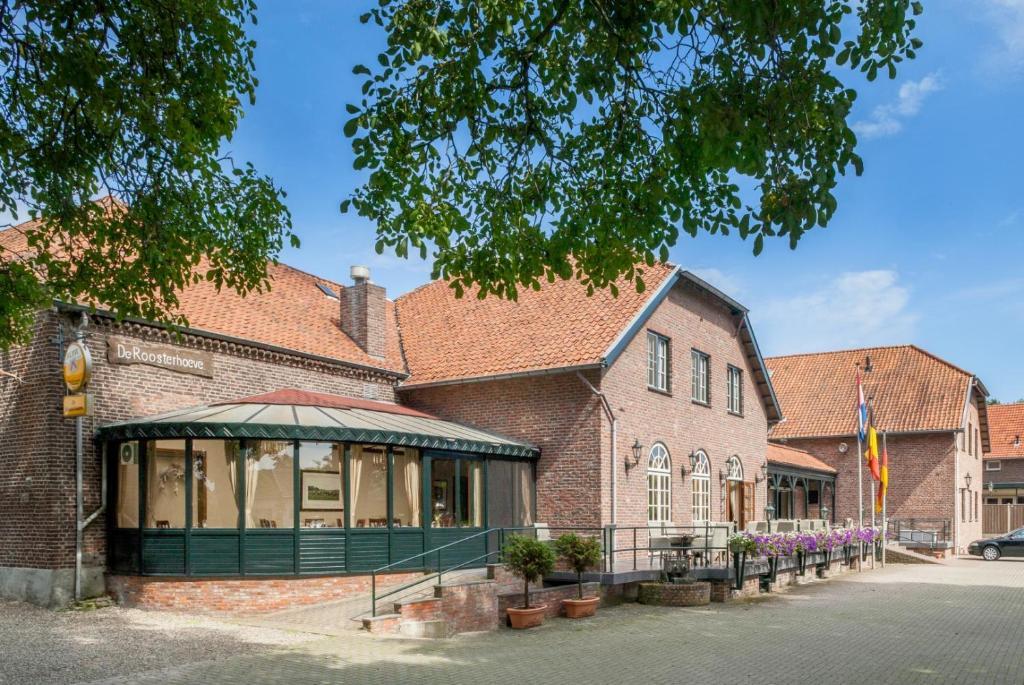 Hotel Restaurant De Roosterhoeve, Маастрихт, Нидерланды
