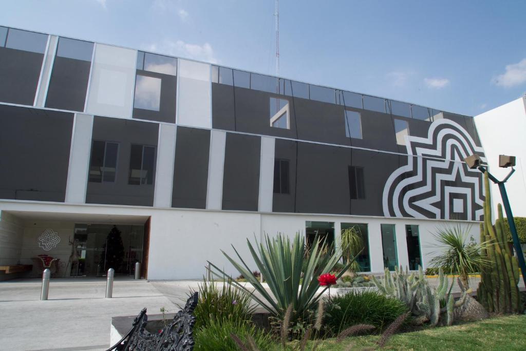 Отель Hotel Posada Señorial, Чолула