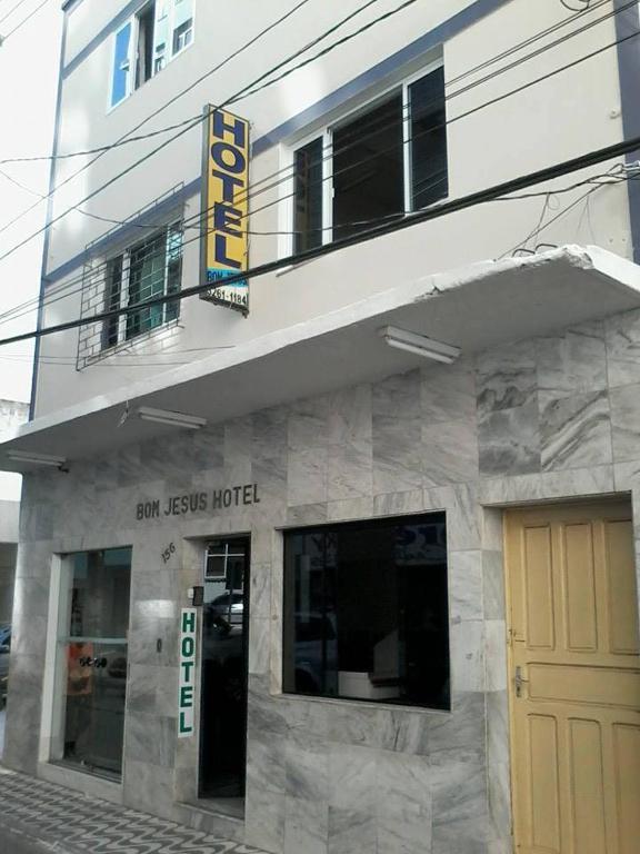 Отель Hotel Bom Jesus, Гуарапари