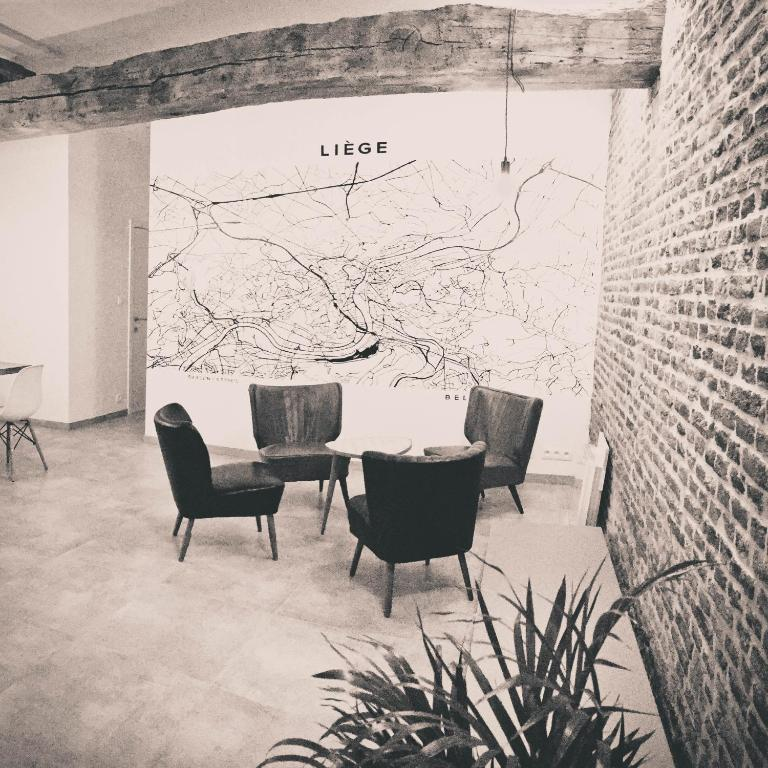 LaGrange-Chambres d'hôtes, Льеж, Бельгия