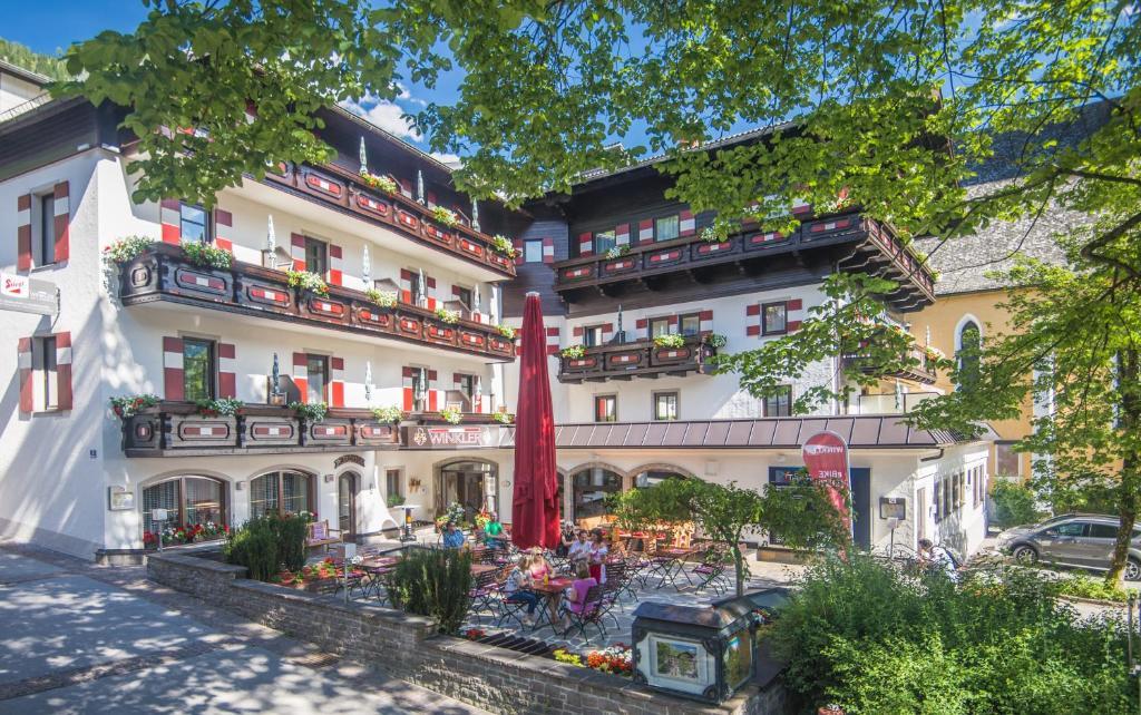 Kur- und Sporthotel Winkler, Бад-Хофгаштайн, Австрия