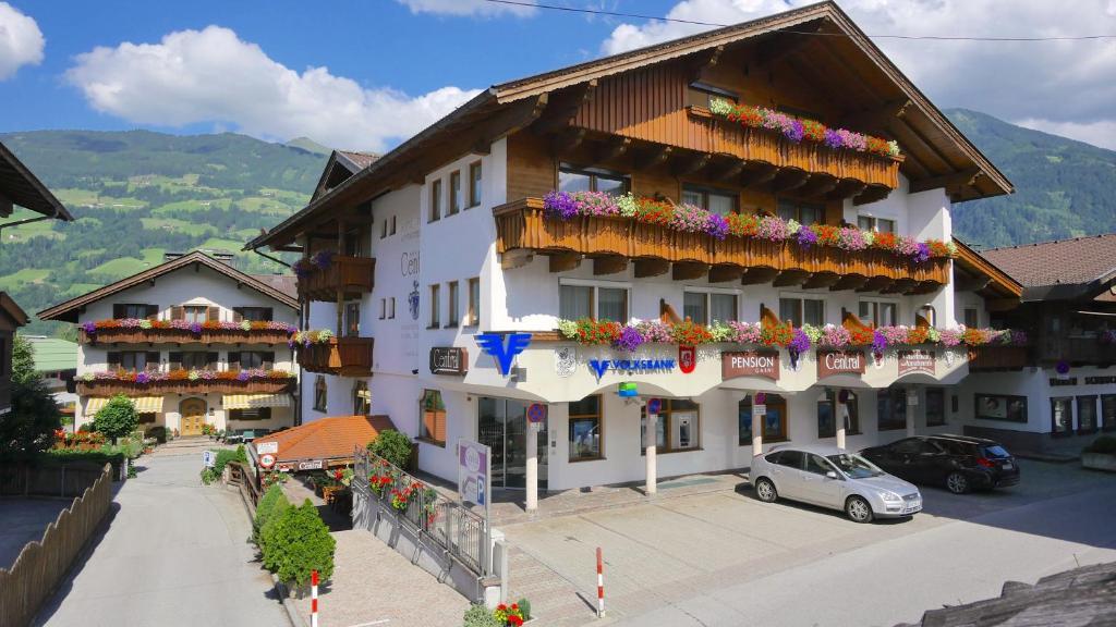 Hotel Pension Central, Альпбах, Австрия