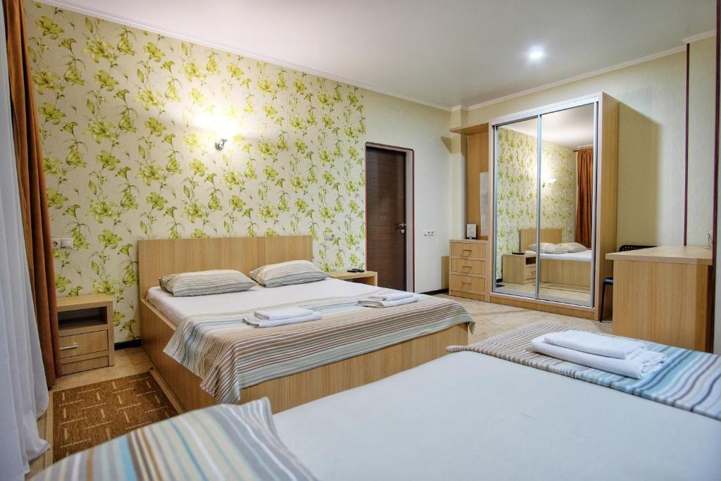 Отель Келешбей, Гудаута, Абхазия