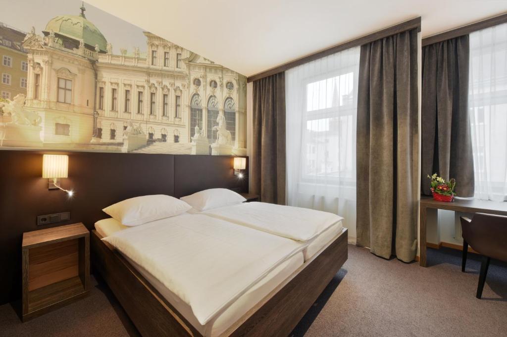 Hotel Lucia, Вена, Австрия