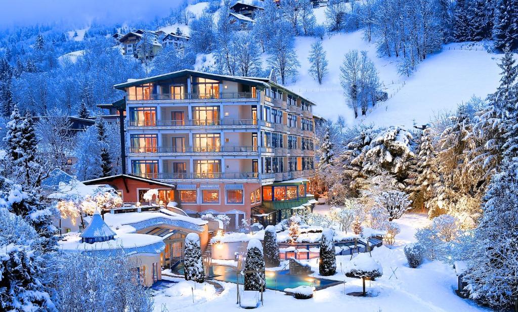 Thermenhotel Sendlhof Bad Hofgastein, Бад-Хофгаштайн, Австрия