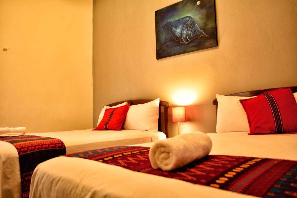 Отель Balamkú Hotel*Cafe, Кампече