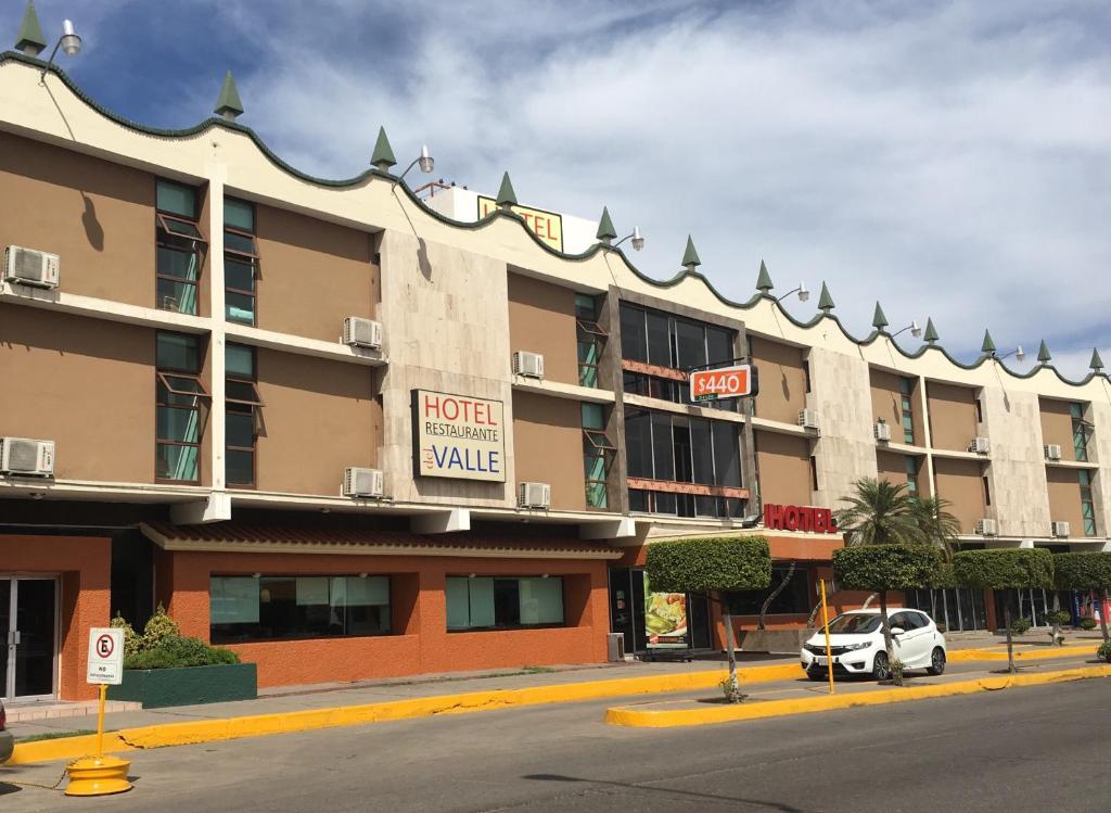 Отель Hotel del Valle, Кульякан