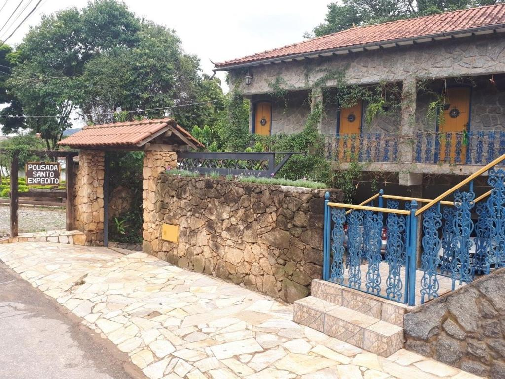 Гостевой дом Pousada Santo Expedito, Тирадентис