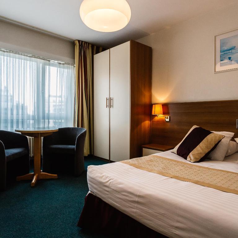 Hotel Prado, Остенде, Бельгия