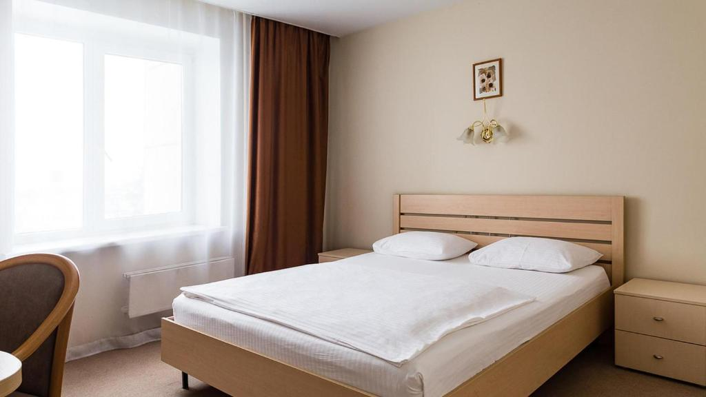 Гостиницы Екатеринбурга в аэропорту