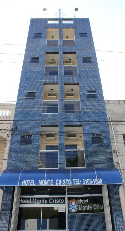 Гостевой дом Hotel Monte Cristo Aparecida, Апаресида