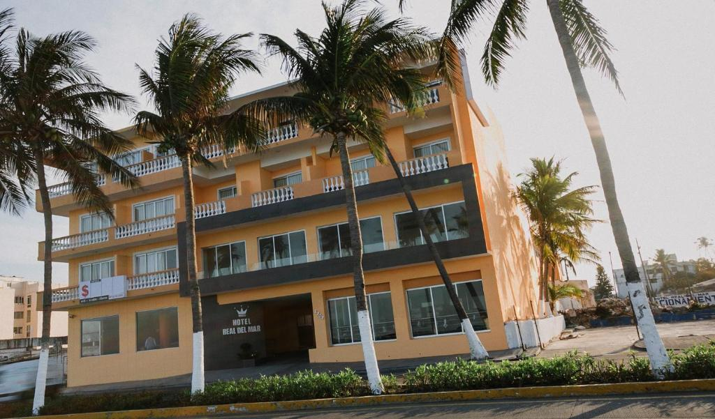 Отель Hotel Real del Mar, Веракрус