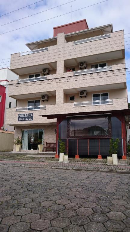 Гостевой дом Pousada Mar Azul, Бомбиньяс