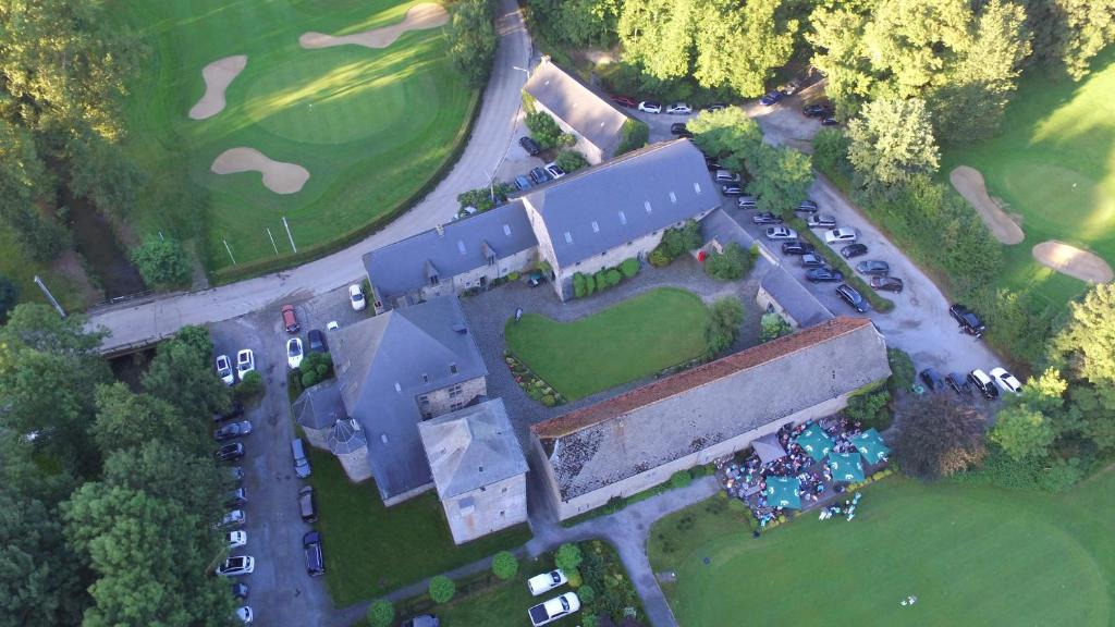 Golf & Hôtel de Falnuée, Намюр, Бельгия