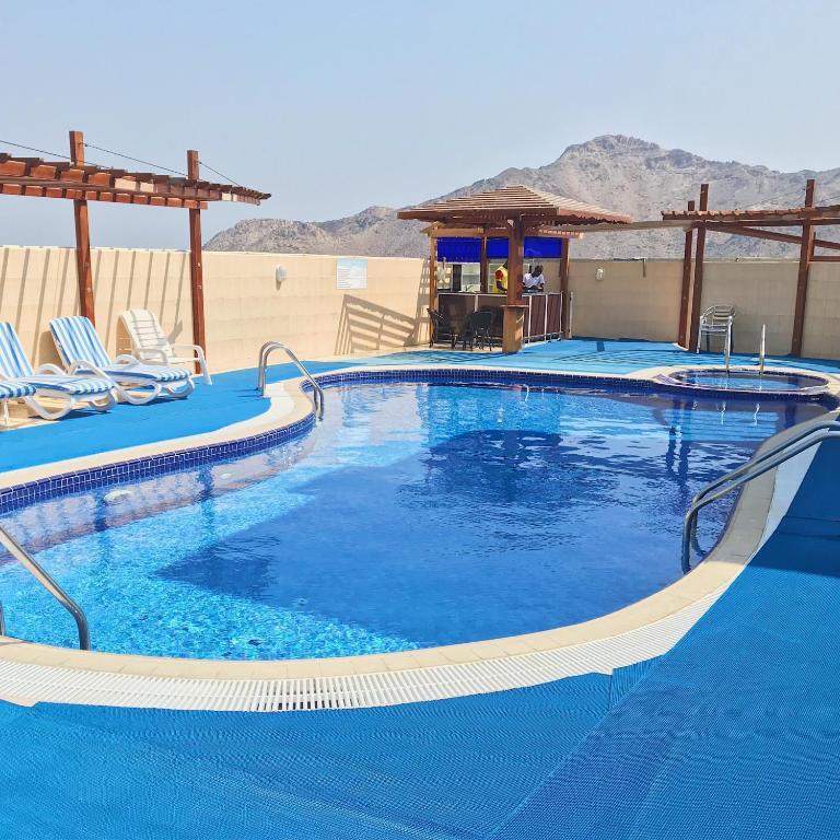 Mirage Hotel Al Aqah, Аль-Ака, ОАЭ