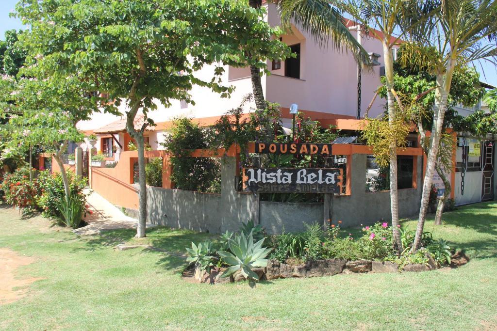 Гостевой дом Pousada Vista Bela, Гуарапари