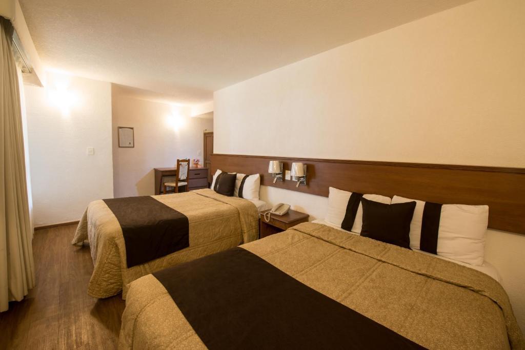 Отель Quinta Rivera Hotel, Актопан